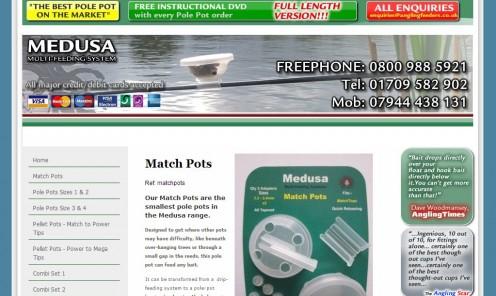 Medusa Pole-Pots