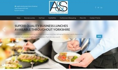 A&S Catering Services, Pontefract