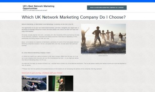 Best Network Marketing Companies