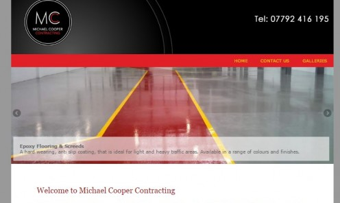 MC Contracting, Epoxy Flooring